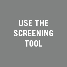 Help Prevent COVID-19 - Use the Screening Tool